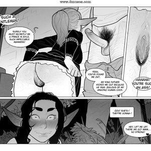 Chapter 1-3 Cartoon Porn Comic Incase Comics 041