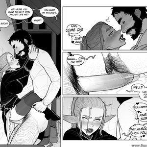 Chapter 1-3 Cartoon Porn Comic Incase Comics 042