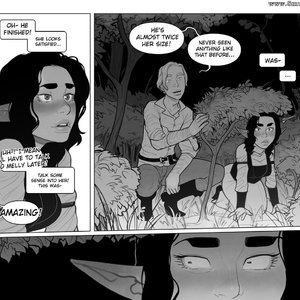 Chapter 1-3 Cartoon Porn Comic Incase Comics 047