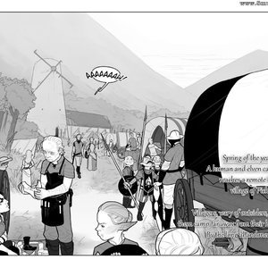Chapter 1-3 Cartoon Porn Comic Incase Comics 048