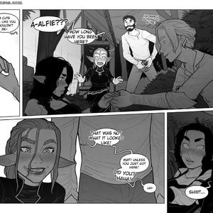 Chapter 1-3 Cartoon Porn Comic Incase Comics 050