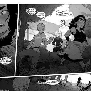 Chapter 1-3 Cartoon Porn Comic Incase Comics 052
