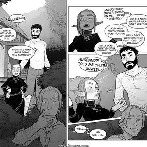 Chapter 1-3 Cartoon Porn Comic Incase Comics 053