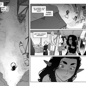 Chapter 1-3 Cartoon Porn Comic Incase Comics 054