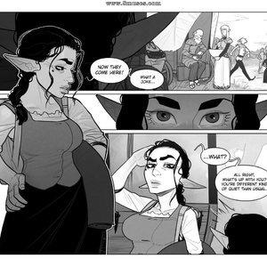 Chapter 1-3 Cartoon Porn Comic Incase Comics 057