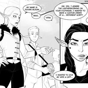 Chapter 1-3 Cartoon Porn Comic Incase Comics 082
