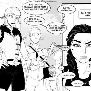 Chapter 1-3 Cartoon Porn Comic Incase Comics 083