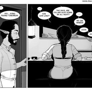 Chapter 1-3 Cartoon Porn Comic Incase Comics 090