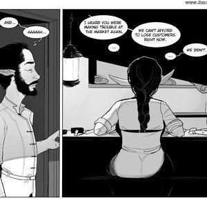 Chapter 1-3 Cartoon Porn Comic Incase Comics 091