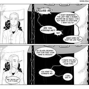 Chapter 1-3 Cartoon Porn Comic Incase Comics 102