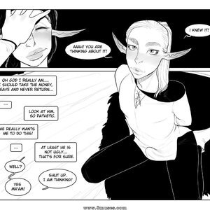 Chapter 1-3 Cartoon Porn Comic Incase Comics 104