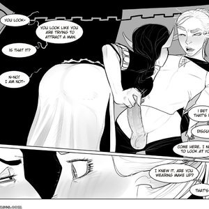 Chapter 1-3 Cartoon Porn Comic Incase Comics 112