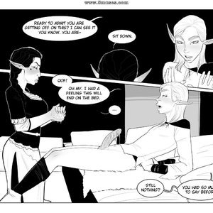 Chapter 1-3 Cartoon Porn Comic Incase Comics 121