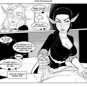 Chapter 1-3 Cartoon Porn Comic Incase Comics 124