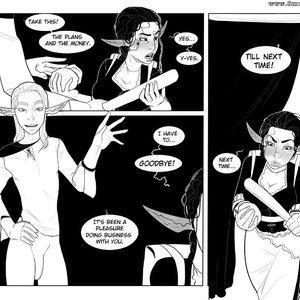 Chapter 1-3 Cartoon Porn Comic Incase Comics 158