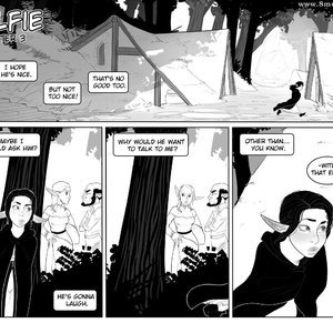 Chapter 1-3 Cartoon Porn Comic Incase Comics 166