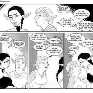 Chapter 1-3 Cartoon Porn Comic Incase Comics 168