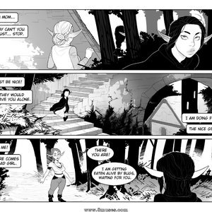 Chapter 1-3 Cartoon Porn Comic Incase Comics 169