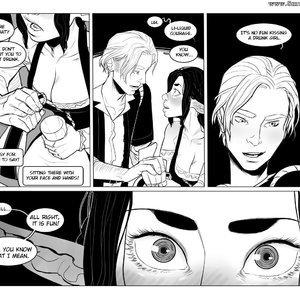 Chapter 1-3 Cartoon Porn Comic Incase Comics 188