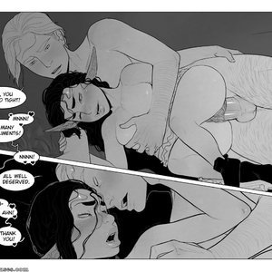 Chapter 1-3 Cartoon Porn Comic Incase Comics 207