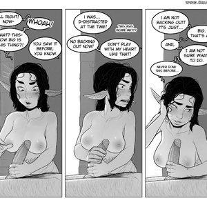 Chapter 1-3 Cartoon Porn Comic Incase Comics 214