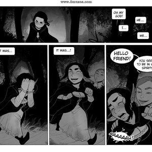 Chapter 1-3 Cartoon Porn Comic Incase Comics 229