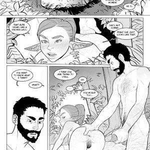 Chapter 1-3 Cartoon Porn Comic Incase Comics 231