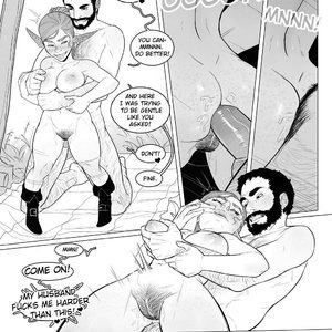 Chapter 1-3 Cartoon Porn Comic Incase Comics 234
