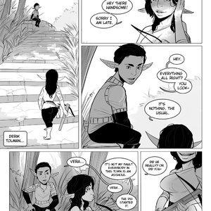 Chapter 4-6 PornComix Incase Comics 004