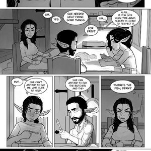 Chapter 4-6 PornComix Incase Comics 006