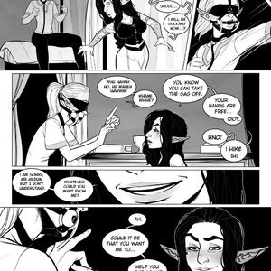 Chapter 4-6 PornComix Incase Comics 015