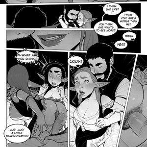 Chapter 4-6 PornComix Incase Comics 077