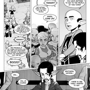 Chapter 4-6 PornComix Incase Comics 114