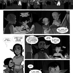 Chapter 4-6 PornComix Incase Comics 160