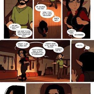 Chapter 7-9 Cartoon Porn Comic Incase Comics 002