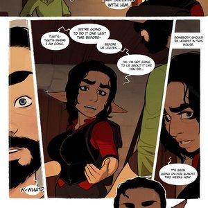 Chapter 7-9 Cartoon Porn Comic Incase Comics 003