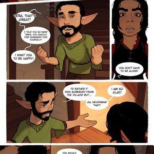 Chapter 7-9 Cartoon Porn Comic Incase Comics 004