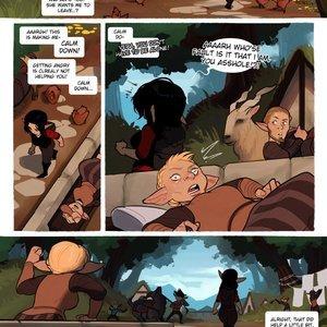 Chapter 7-9 Cartoon Porn Comic Incase Comics 006