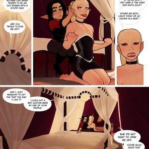 Chapter 7-9 Cartoon Porn Comic Incase Comics 009