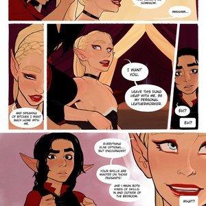 Chapter 7-9 Cartoon Porn Comic Incase Comics 010