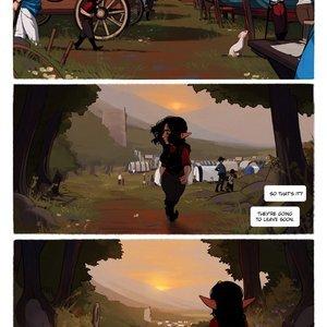 Chapter 7-9 Cartoon Porn Comic Incase Comics 043
