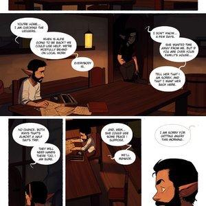 Chapter 7-9 Cartoon Porn Comic Incase Comics 046