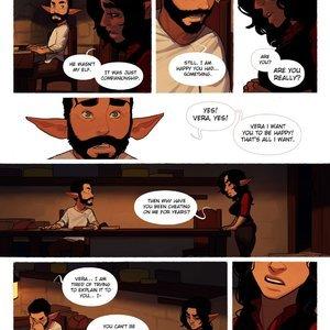 Chapter 7-9 Cartoon Porn Comic Incase Comics 047