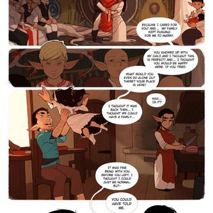 Chapter 7-9 Cartoon Porn Comic Incase Comics 049
