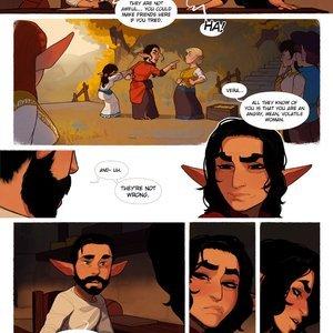 Chapter 7-9 Cartoon Porn Comic Incase Comics 050