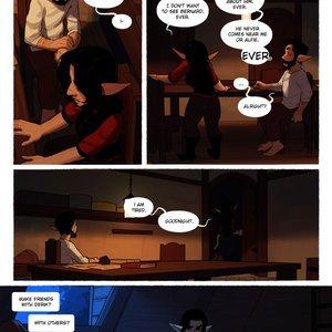 Chapter 7-9 Cartoon Porn Comic Incase Comics 051