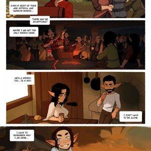 Chapter 7-9 Cartoon Porn Comic Incase Comics 053