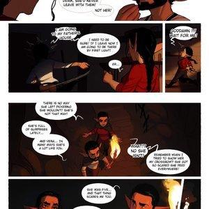 Chapter 7-9 Cartoon Porn Comic Incase Comics 056