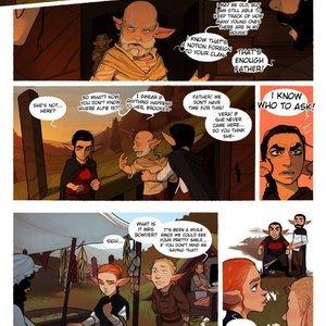 Chapter 7-9 Cartoon Porn Comic Incase Comics 057