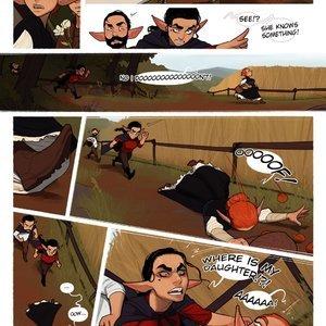 Chapter 7-9 Cartoon Porn Comic Incase Comics 058
